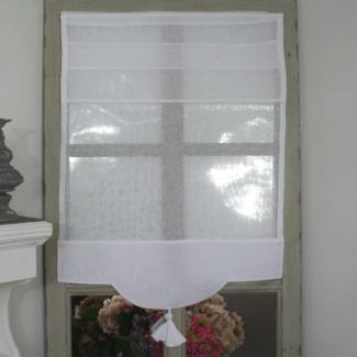 brise bise lin blanc dco de charme boutique cosy dco. Black Bedroom Furniture Sets. Home Design Ideas